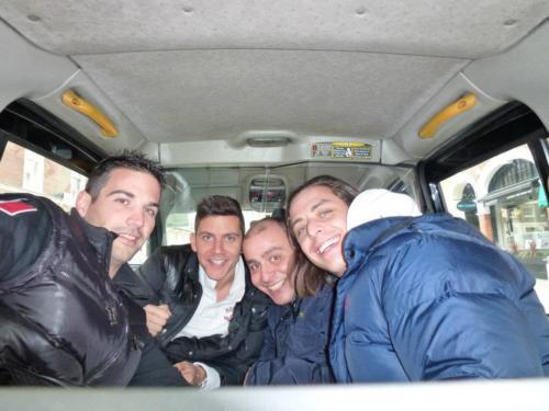 2012 Arsenal Milan UCL 6 marzo
