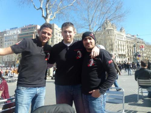 2013 Milan Barcelona UCL 12 03